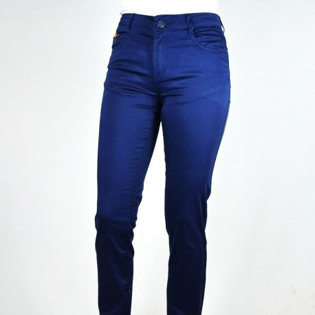 Jeans femme YZY marine