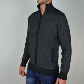 Gilet homme T-Traxx anthracite