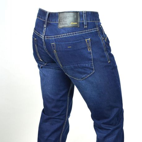 Jeans homme coupe droite