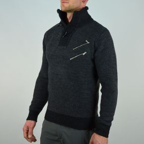 Pull T-TRAXX col montant