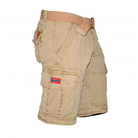 Bermuda cargo pour homme Géographical Norway
