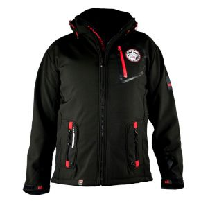Veste softshell homme Geographical Norway noire