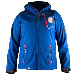 Veste softshell homme Geographical Norway marine