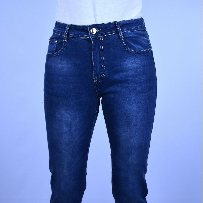 Jeans femme redseventy taille haute gg jeans - Jeans femme taille haute coupe droite ...