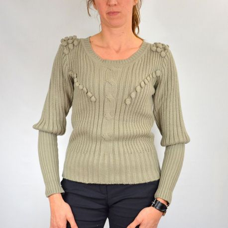 new product 60555 bafd8 pull-femme-col-benitier-marron-clair.jpg