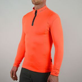 Seconde peau ski homme Peak Mountain orange