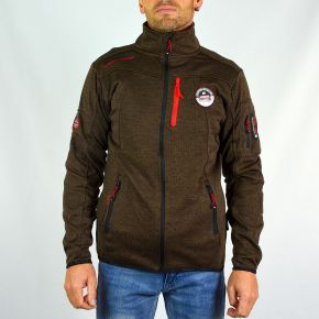 Polaire homme Geographical Norway choco