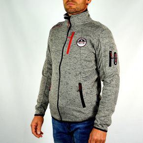 Polaire homme Geographical Norway gris