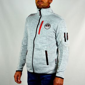 Polaire homme Geographical Norway gris clair