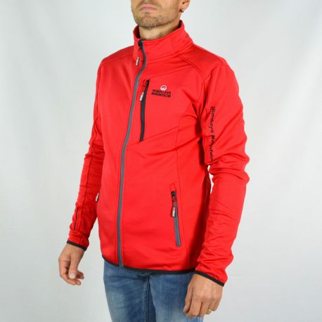 Blouson Gg Rouge Mountain Polarshell Jeans Himalaya Homme nx7wC6xqf8