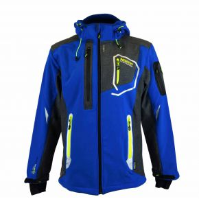 Veste softshell homme Geographical Norway Tixon bleu
