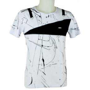 T-shirt homme LCR 320 blanc