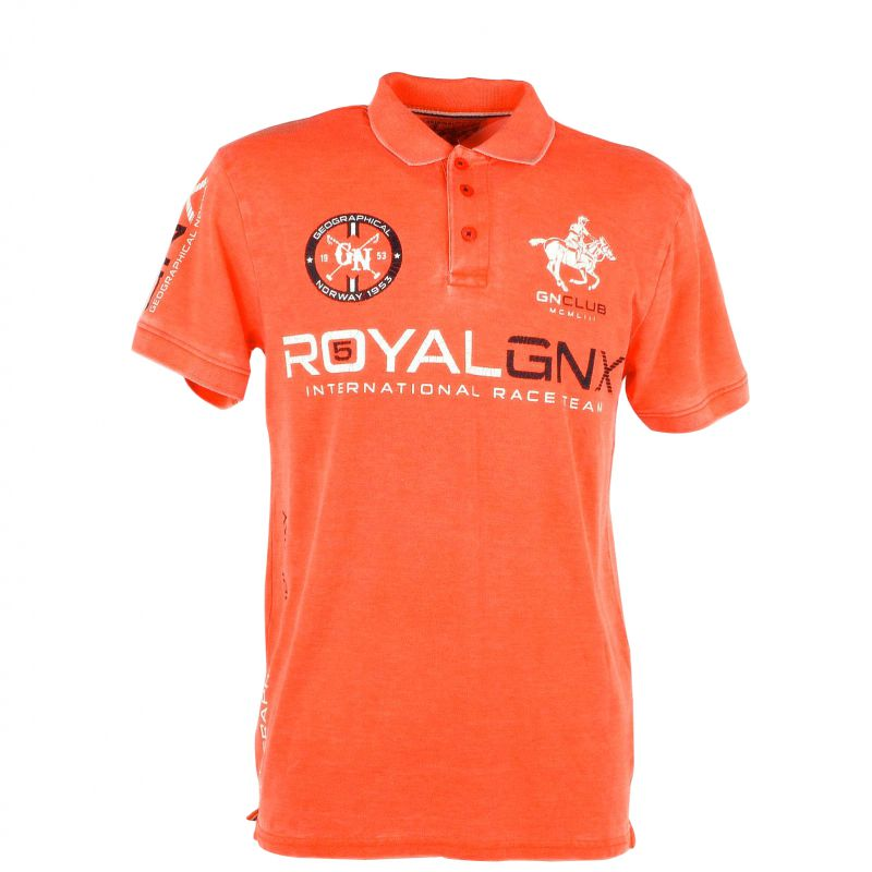 polo-homme-geographical-norway