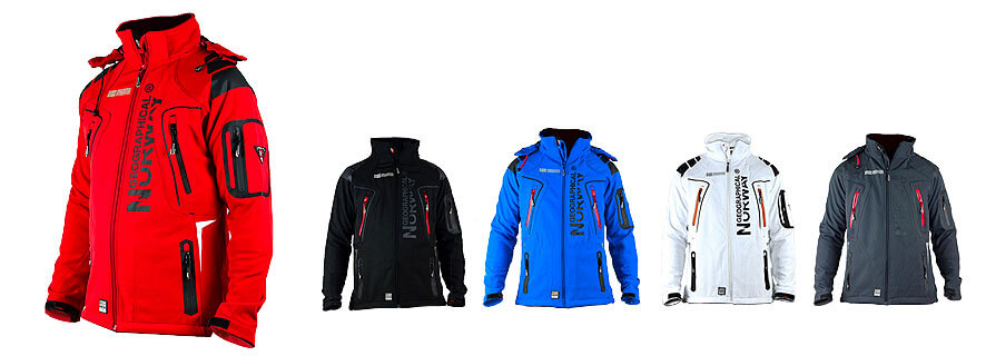 Mountain amp; Gg Norway Vestes Himalaya Softshell Jeans Geographical nqX6F6t
